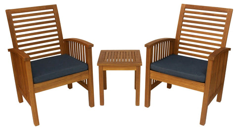 Sequoia 3 Piece Conversation Set - Set