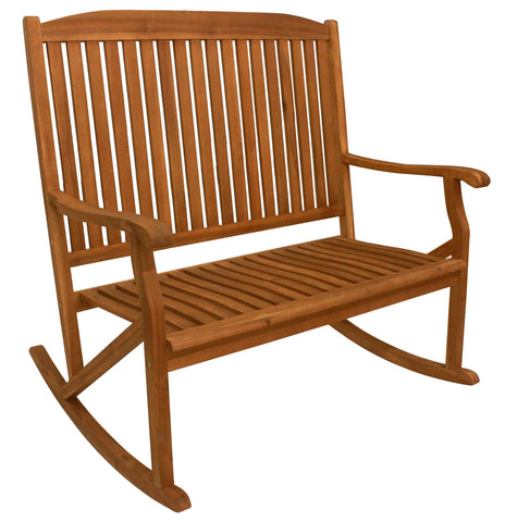 Sequoia Bench Rocker - Rocker Bench