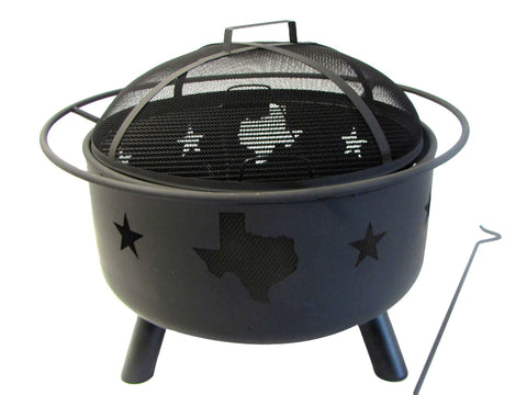 Texas State Fire Pit - Fire Pit