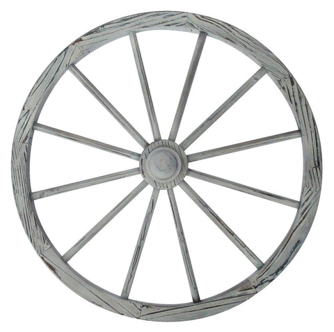 White Wash Wagon Wheel - 30 - Wheel