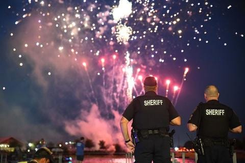 Fireworks Safety Tips- Obey the law