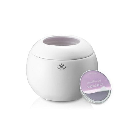 Oval Pink Electric Wax Warmer