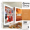 Panama Canvas Puzzles