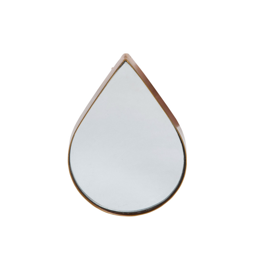 Tear Drop Mirror