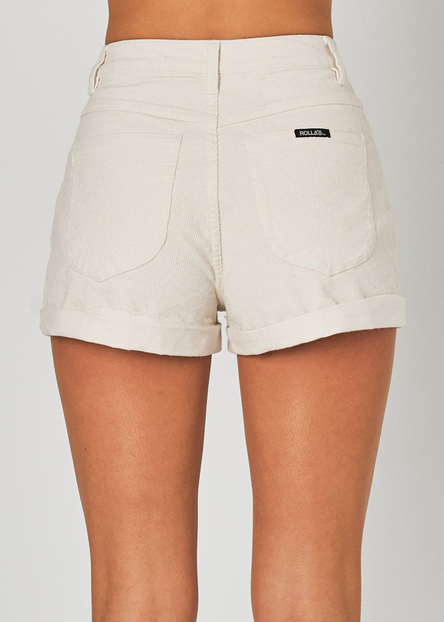 Dusters White Short