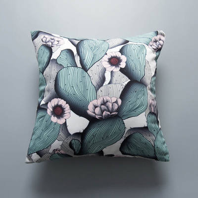 Pillow Cover - Cactus