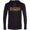 Cup Size Stanley Anvil LS T-Shirt Hoodie