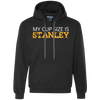 Cup Size Stanley Gildan Heavyweight Pullover Fleece Sweatshirt