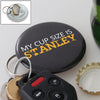 My Cup Size is Stanley Magnetic Bottle Opener