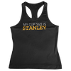 My Cup Size is Stanley Racerback Tank Top