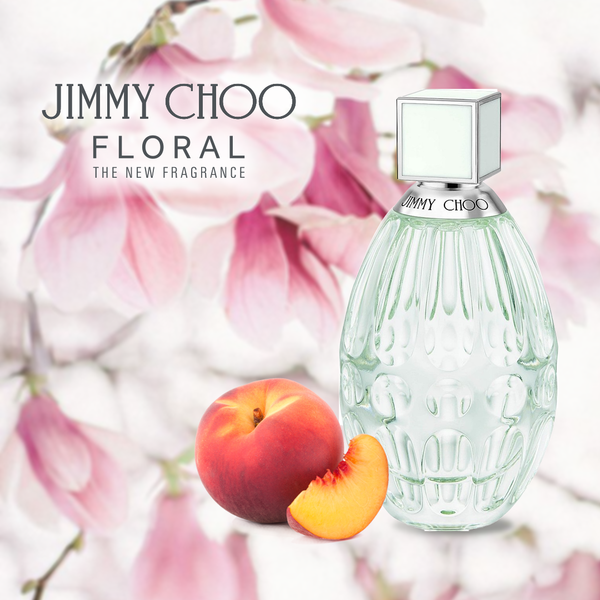 jimmy choo floral ingredients