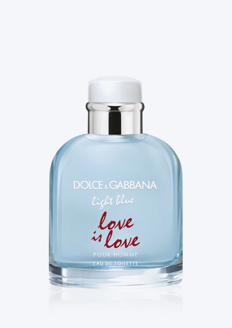 Dolce&Gabbana Light Blue Pour Homme Love is Love EDT (For Men)