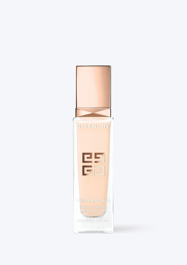 GIVENCHY <br>L'INTEMPOREL GLOBAL YOUTH SMOOTHING EMULSION