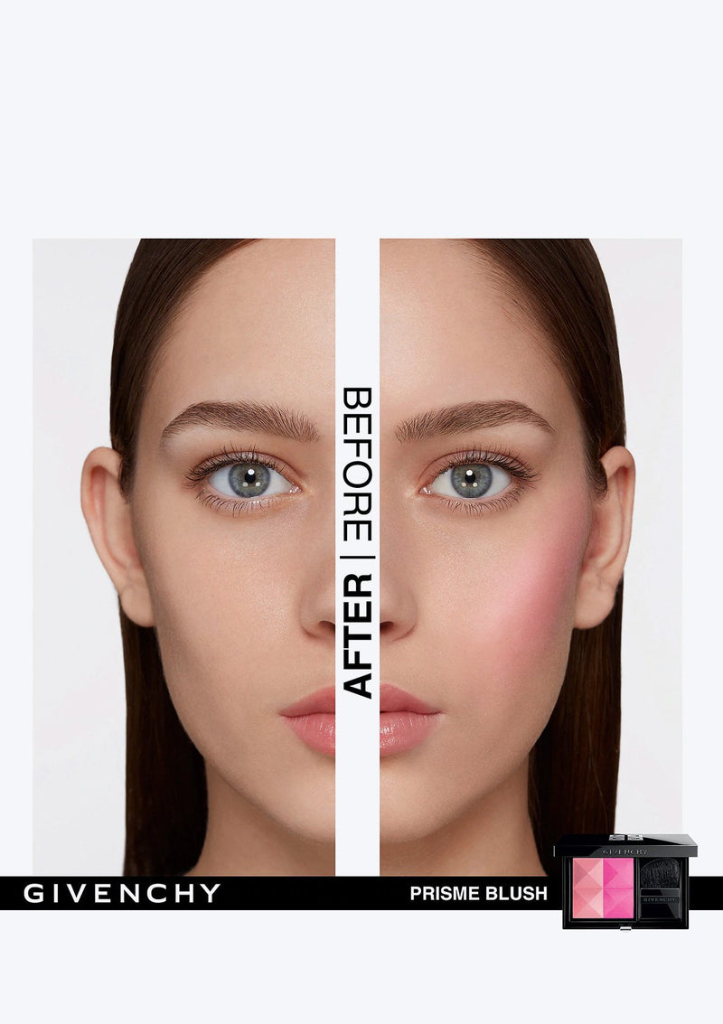 GIVENCHY <br>LE PRISME BLUSH <br> (Spring Collection) (5429786837142)