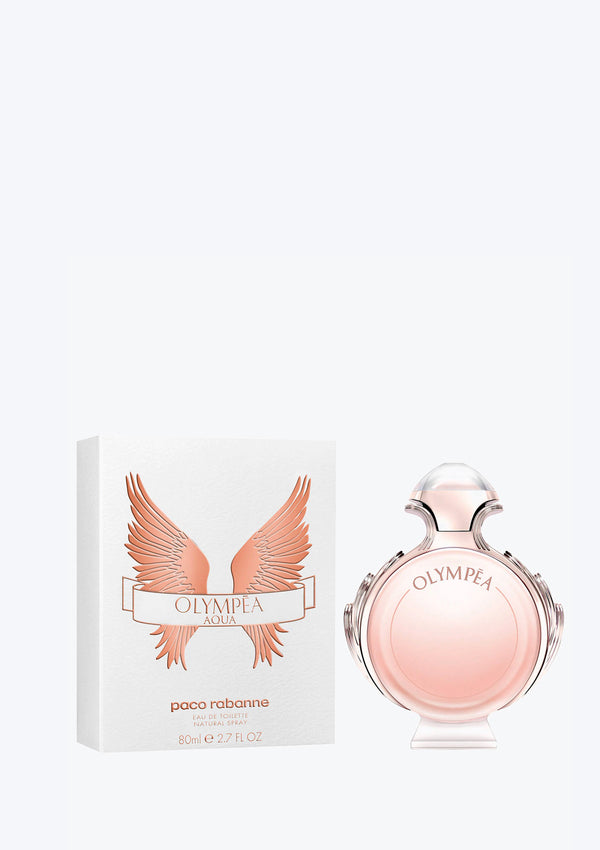 PACO RABANNE<br> OLYMPÉA AQUA EDT <br>(The fragrance for women)