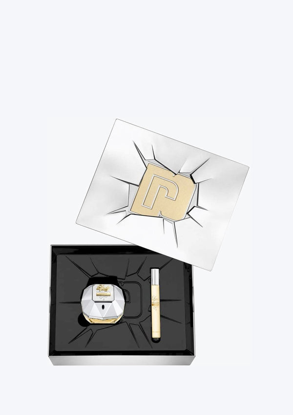 PACO RABANNE - Lady Million Lucky EDT 80ml - Gift Set