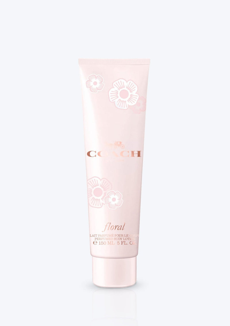 COACH<br> FLORAL PERFUMED BODY LOTION (5058401992839)