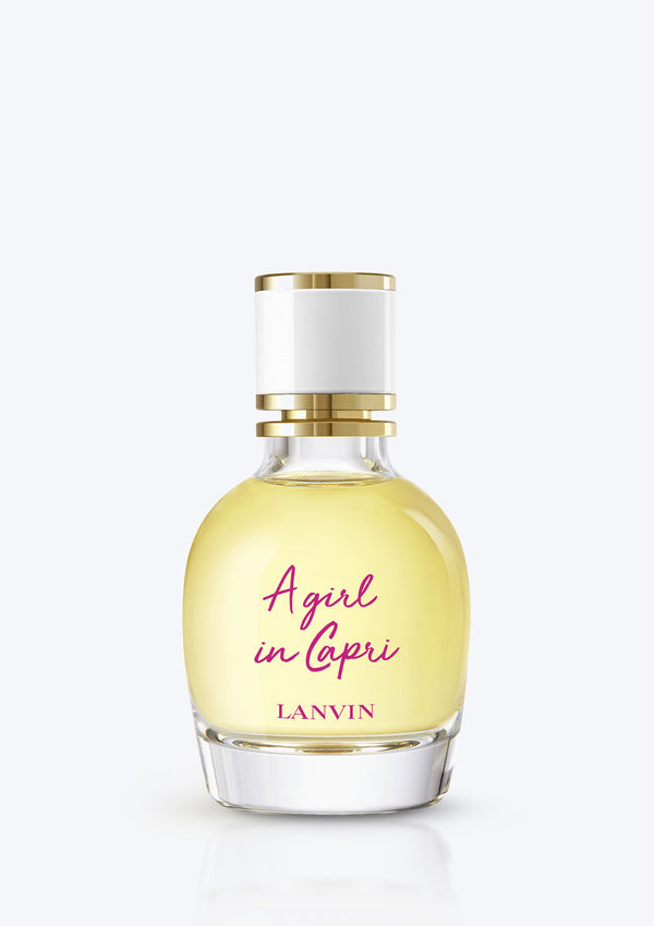 LANVIN <br> A GIRL IN CAPRI EDT