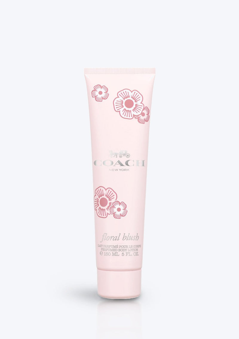 COACH<br> FLORAL BLUSH<br>(Perfumed body lotion 150ml) (5058401960071)