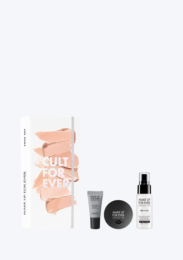 MAKE UP FOR EVER<br>CULT FOR EVER<br>( Face Set)