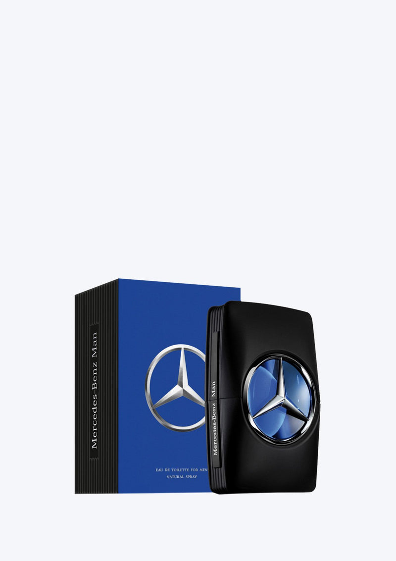 MERCEDES-BENZ <br> MAN - THE STAR FRAGRANCE [EDT] (3757472940085)