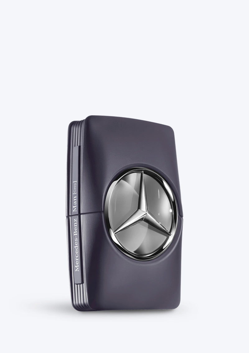 MERCEDES-BENZ <br> MAN GREY FOR MEN 50ML [EDT] <br> (New Arrival 2019)
