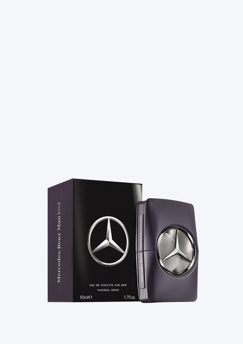 MERCEDES-BENZ <br> MAN GREY FOR MEN 100ML [EDT] <br> (New Arrival 2019) (3757492404277)