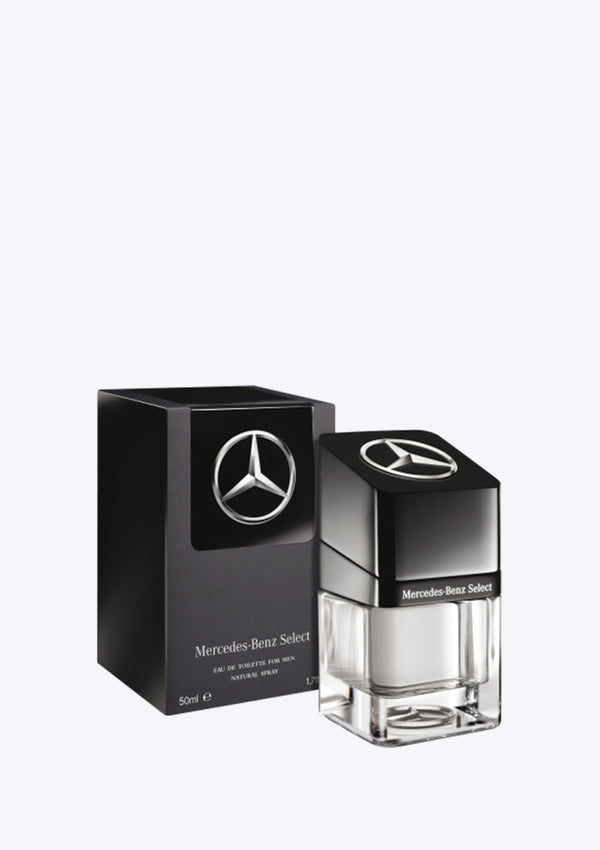 MERCEDES-BENZ <br> SELECT 50ML [EDT] <br> (New Arrival 2019)