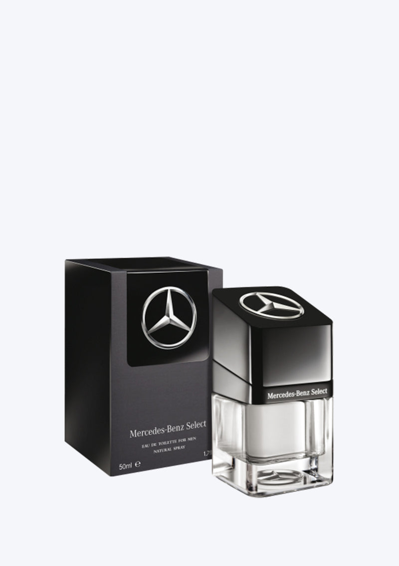 MERCEDES-BENZ <br> SELECT 100ML [EDT] <br> (New Arrival 2019) (3761208655925)