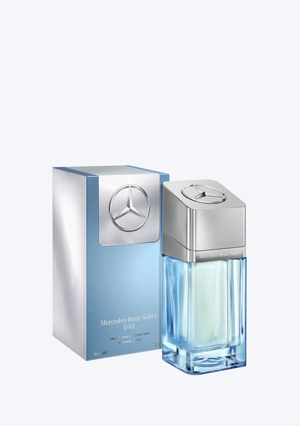 MERCEDES-BENZ <br>SELECT DAY EDT<br>(The new fragrance 2020) (5320697315478)