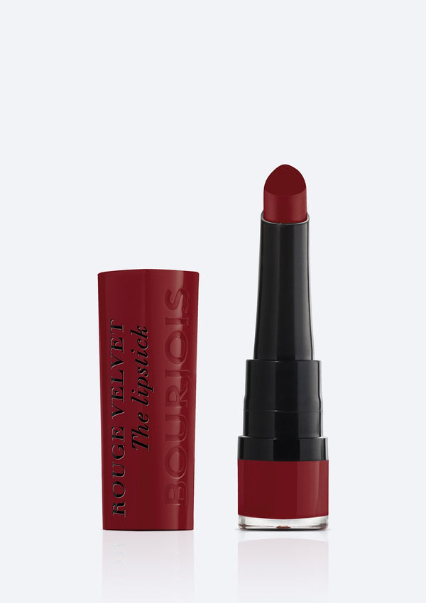BOURJOIS<br>ROUGE VELVET THE LIPSTICK