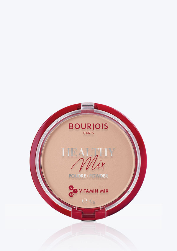 BOURJOIS<br>HEALTHY MIX <br>ANTI FATIGUE POWDER
