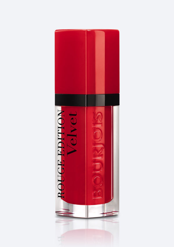 BOURJOIS<br>ROUGE EDITION VELVET<br> LIQUID LIPSTICK