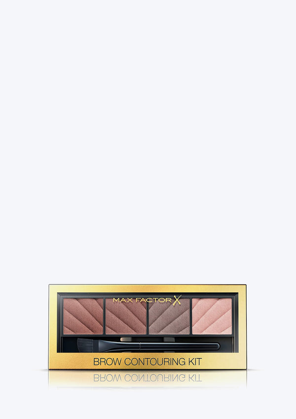 MAX FACTOR X<br>BROW CONTOURING POWDER KIT (5009938776199)