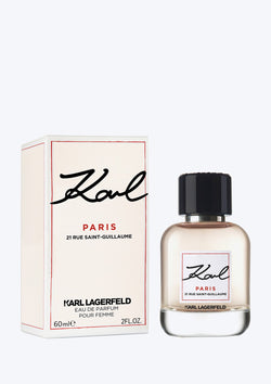 [PRE-ORDER] Karl Lagerfeld Paris 21 Rue Saint Guillaume EDP (For Women) - Paris France Beauty