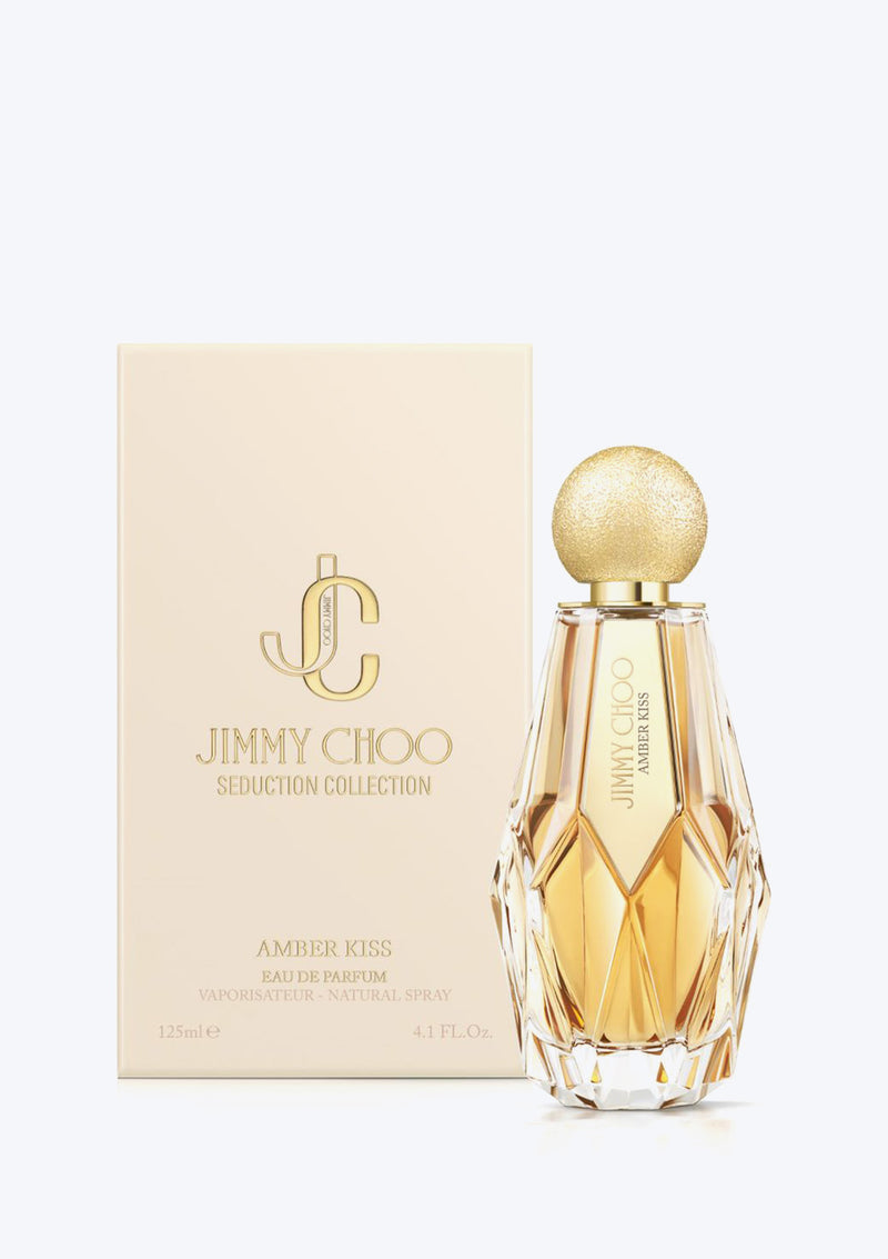 [NEW] Jimmy Choo Seduction Collection Amber Kiss EDP 125ml