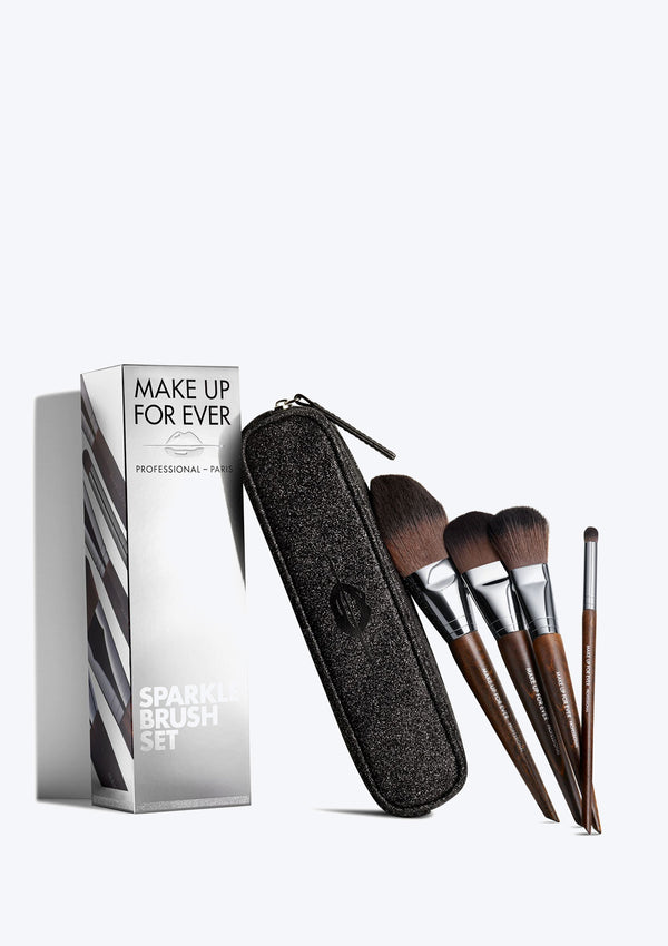 [New] Make Up For Ever Holiday Brush Set (trị giá 5.080.000 VND)