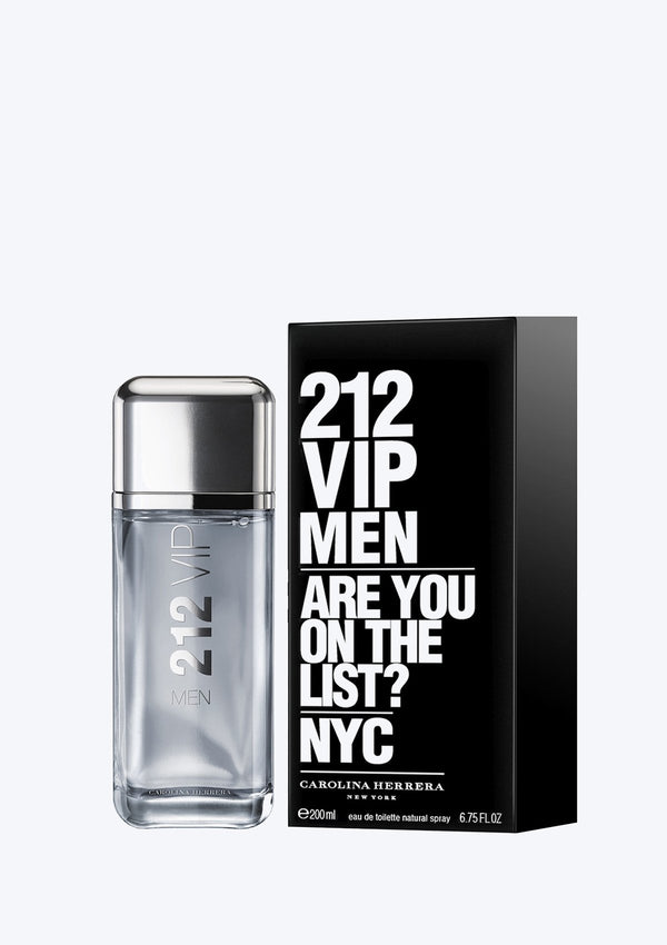 Carolina Herrera 212 VIP Men EDT (5348031463574)
