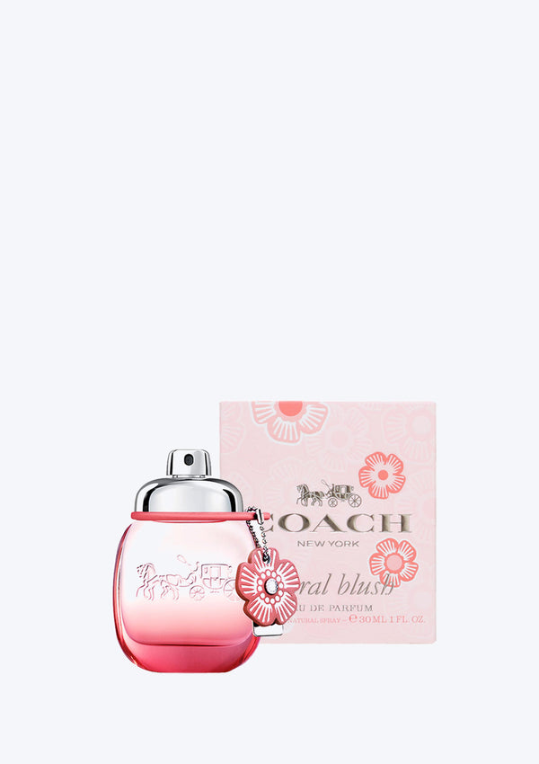 COACH NEW YORK <br> FLORAL BLUSH <br> EAU DE PARFUM 30ML (New 2019)