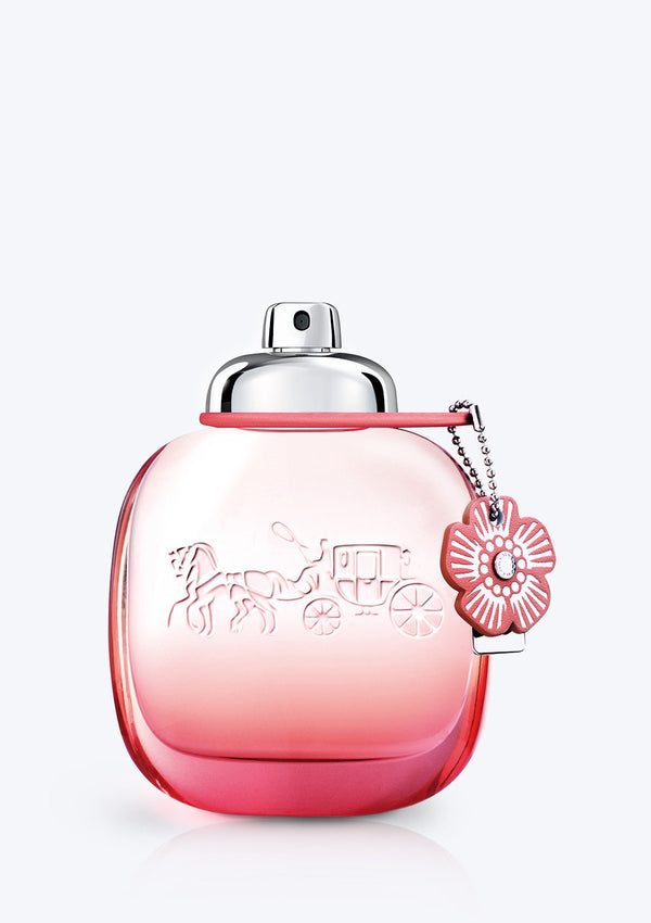 COACH NEW YORK <br> FLORAL BLUSH <br> EAU DE PARFUM 90ML (New 2019) <br> 3386460108119