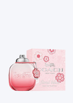 COACH NEW YORK <br> FLORAL BLUSH EAU DE PARFUM