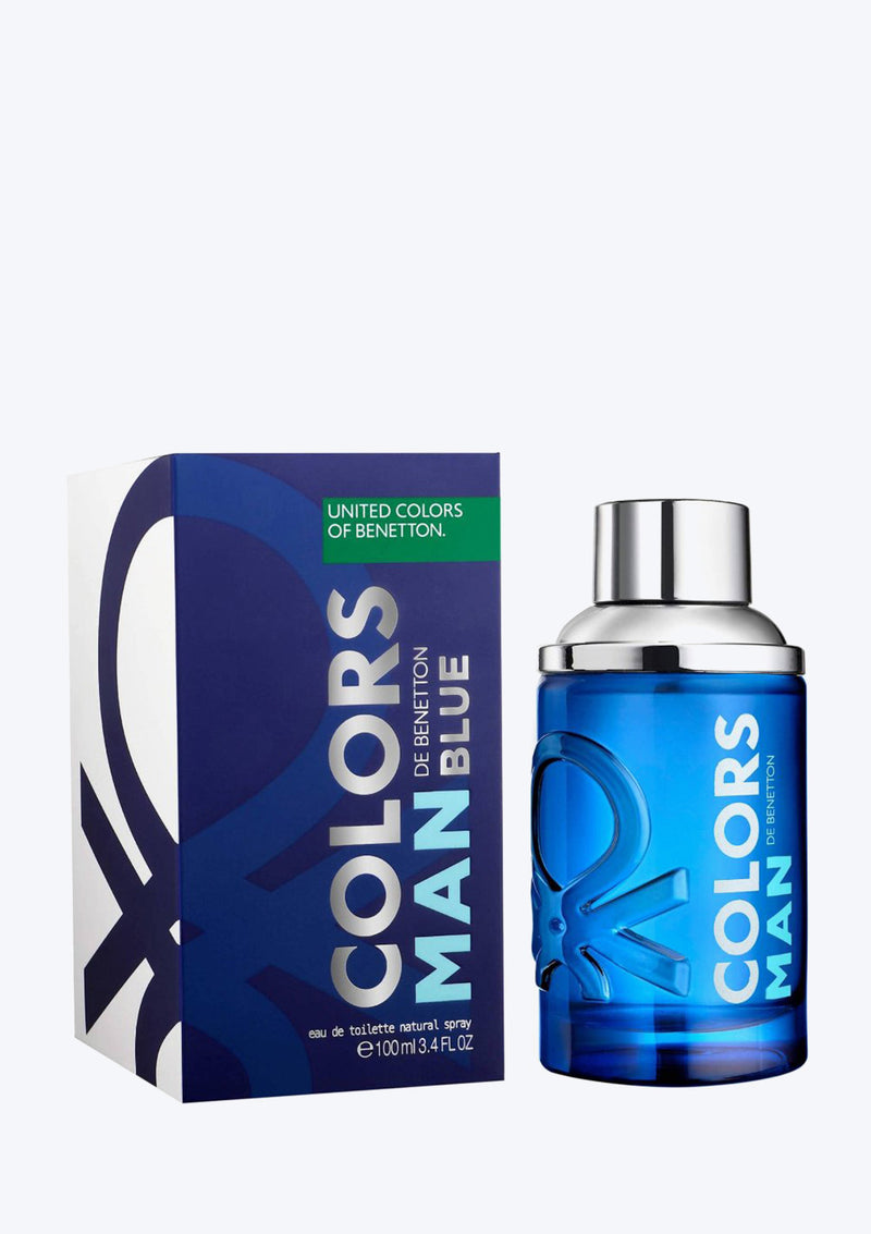 United Colors Of Benetton Colors Man Blue EDT For Him (New Arrival 2020)