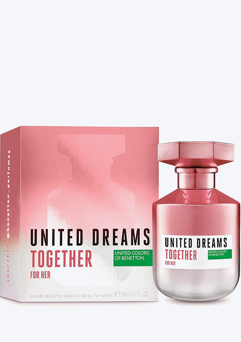 United Colors Of Benetton Dream Together EDT (For Her)