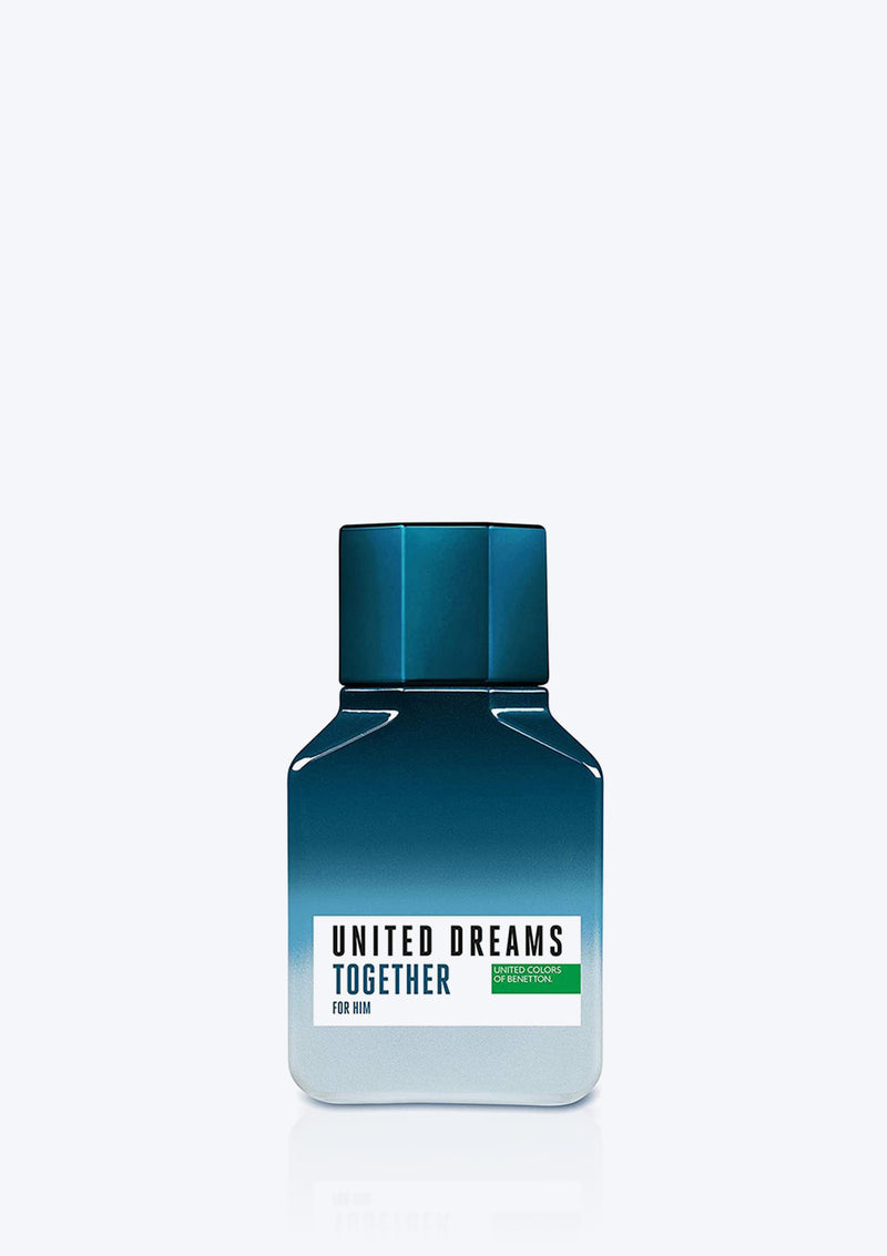 United Colors Of Benetton Dream Together EDT (For Him)