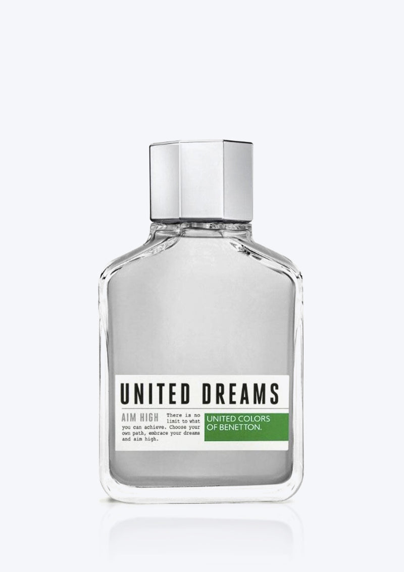 United Colors Of Benetton Dreams Aim High EDT For Him (New Arrival 2020)