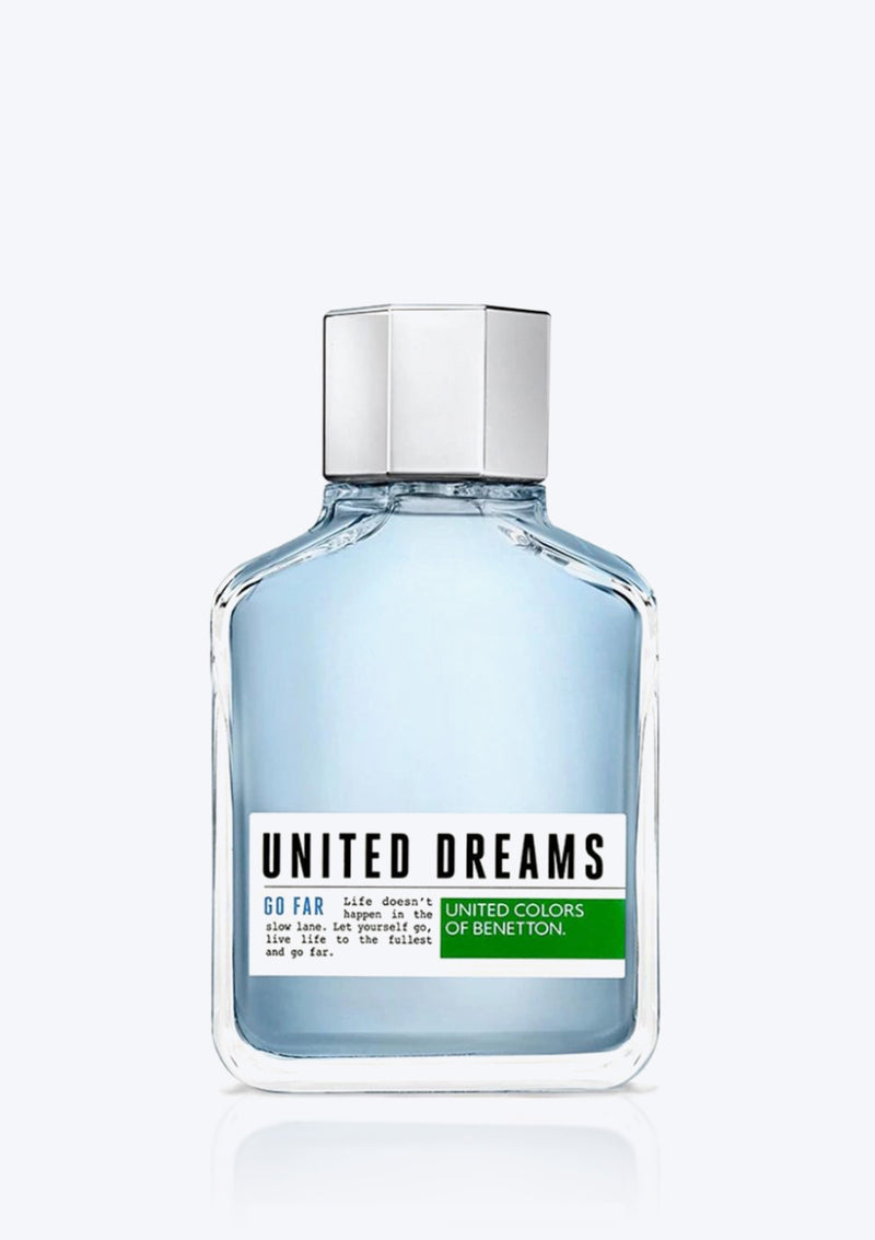 United Colors Of Benetton Dreams Go Far EDT For Him (New Arrival 2020)