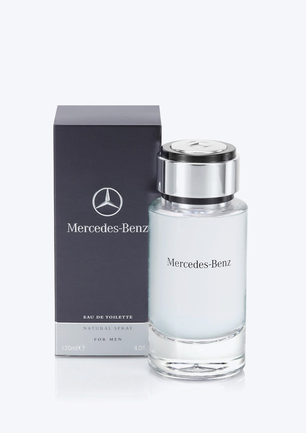 MERCEDES-BENZ <br> FOR MEN 120ML [EDT] <br> (New Arrival 2019)