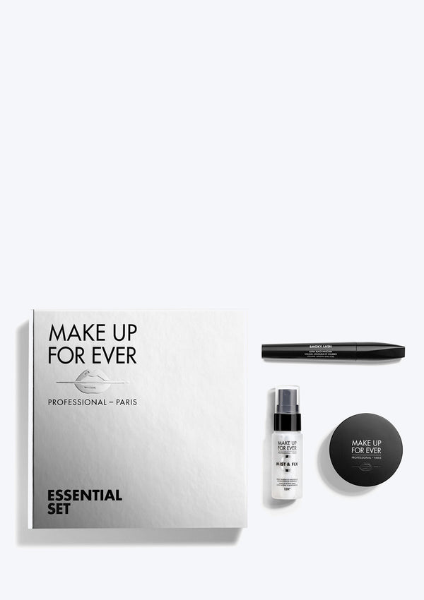 [New] Make Up For Ever Holiday Essential Set