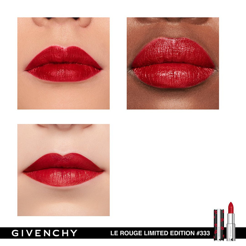 GIVENCHY <br>LE ROUGE SAINT VALENTINE 3.4G<br> (Valentine Limited Edtion 2020) (5429312258198)