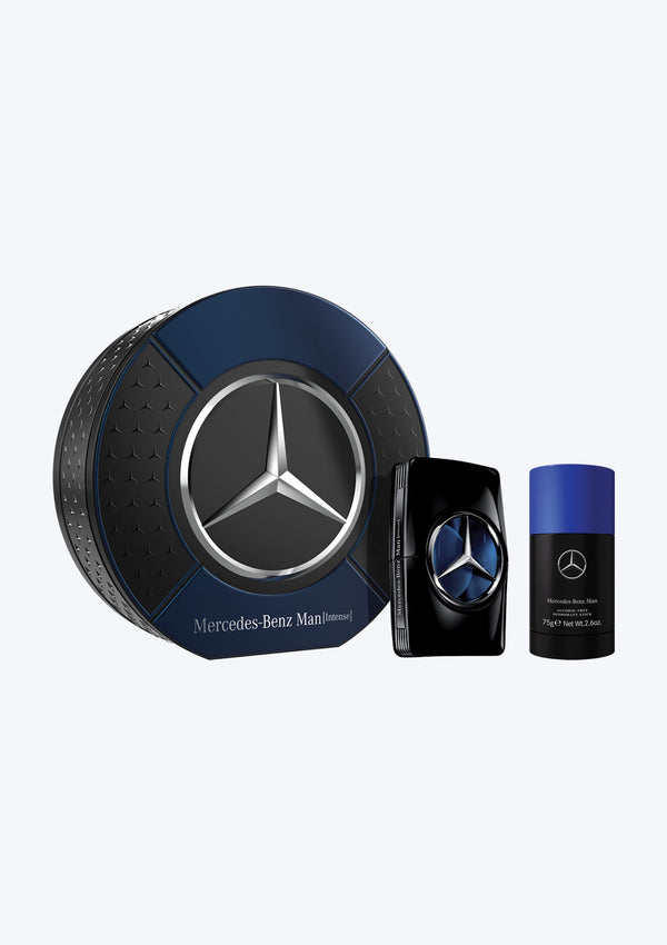 Gift Set Mercedes-Benz Man Intense EDT